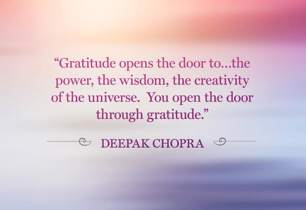 Gratitude quote #8