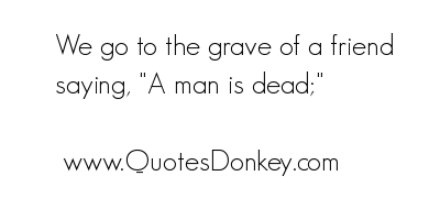 Grave quote #8