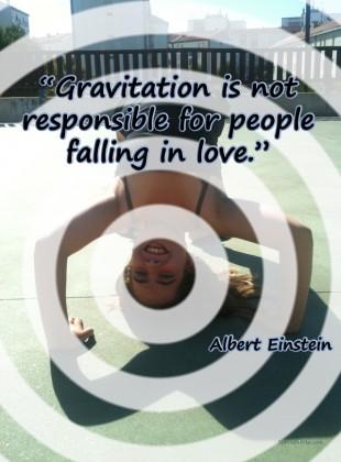 Gravitation quote #1