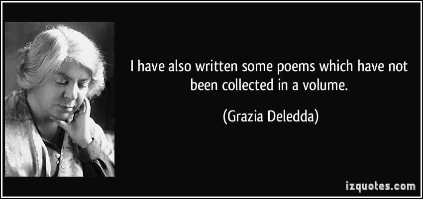 Grazia Deledda's quote #2
