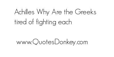 Greeks quote #3