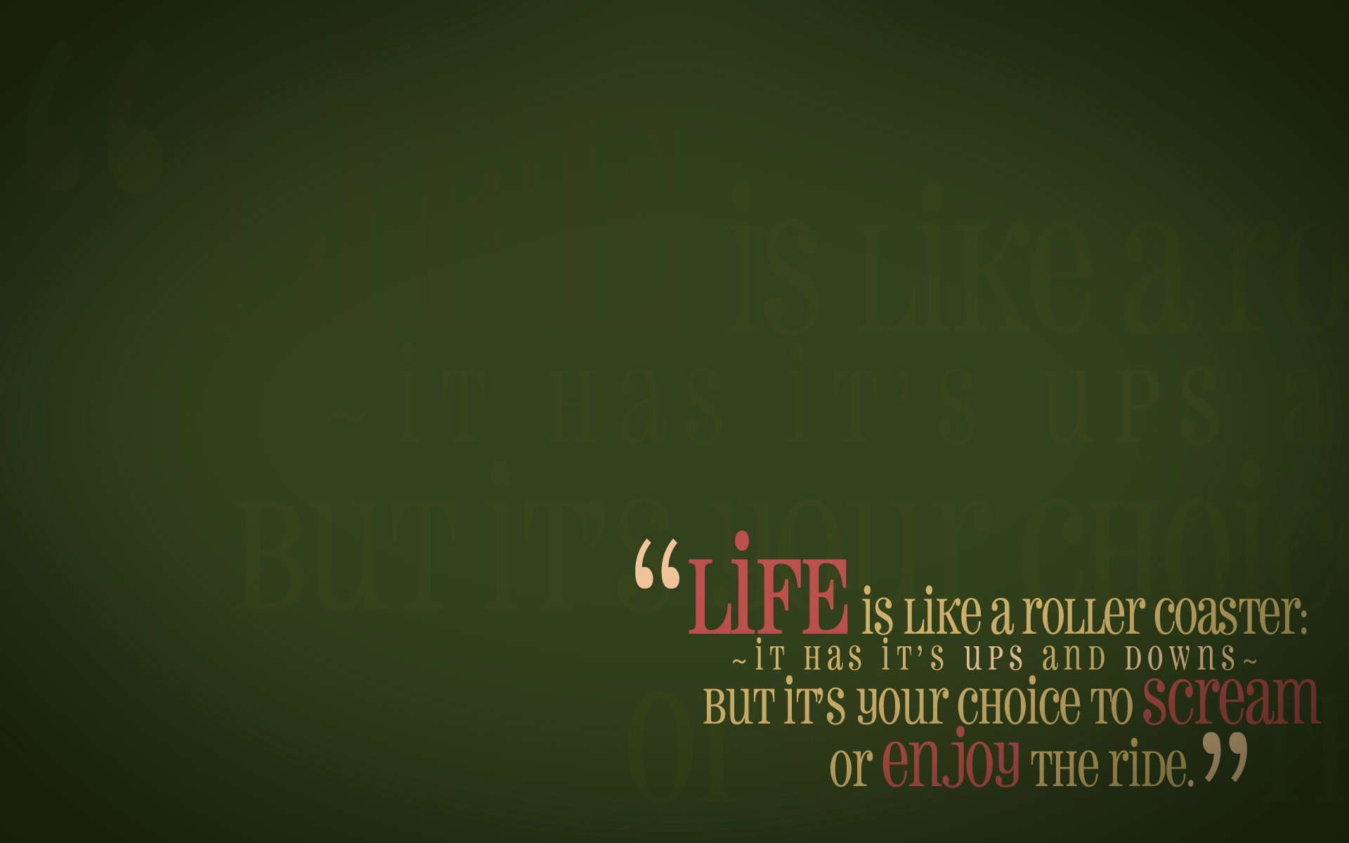 Green quote #2