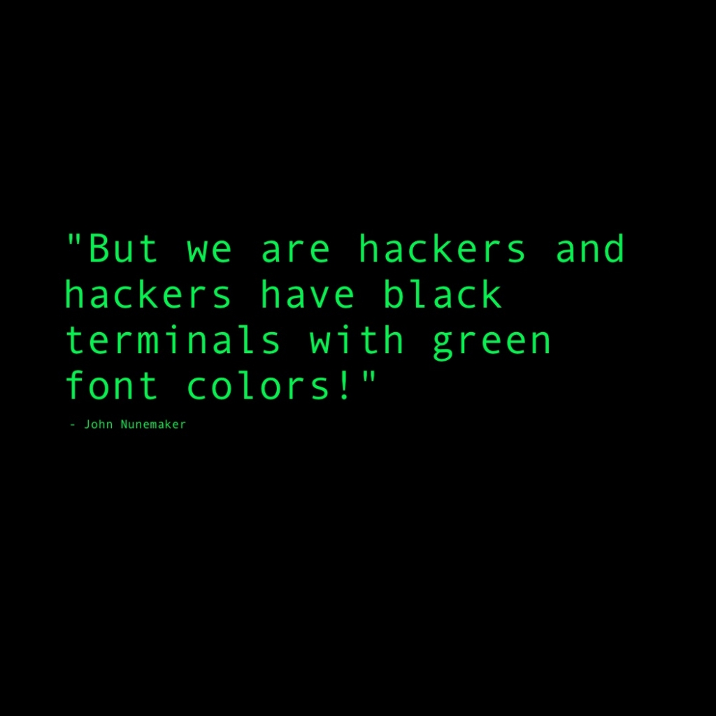 Green quote #4