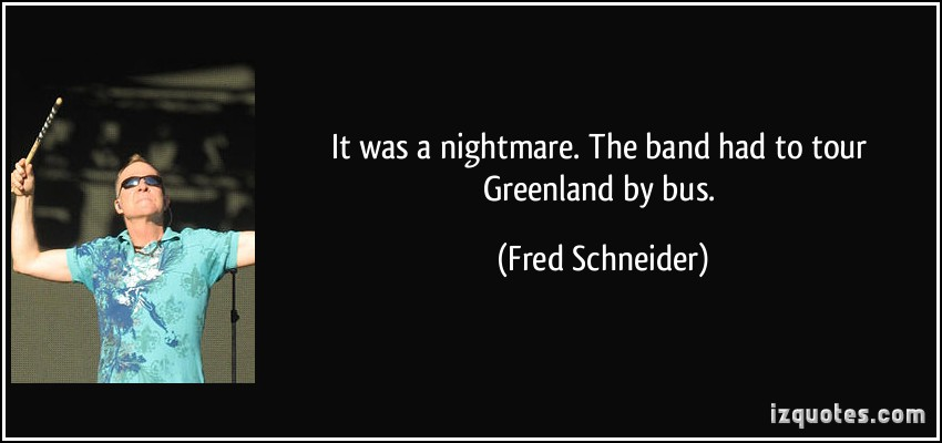 Greenland quote #1