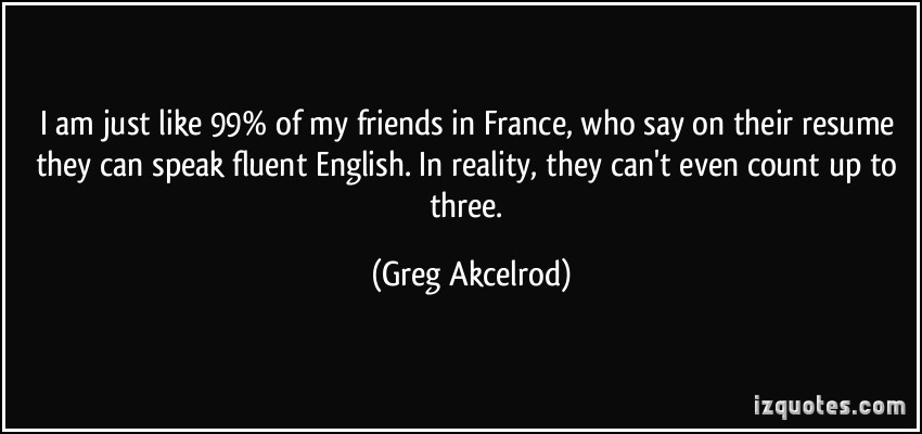 Greg Akcelrod's quote