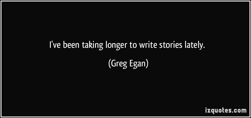 Greg Egan's quote #6