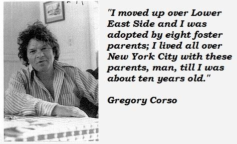 Gregory Corso's quote #4