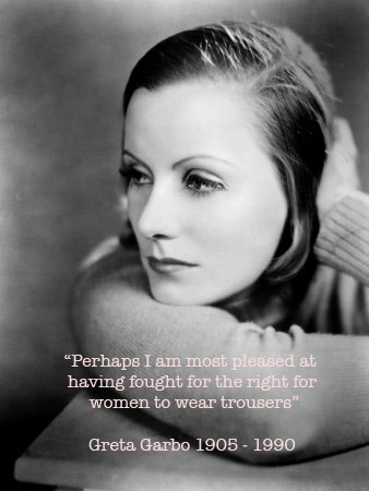 Greta Garbo's quote #2