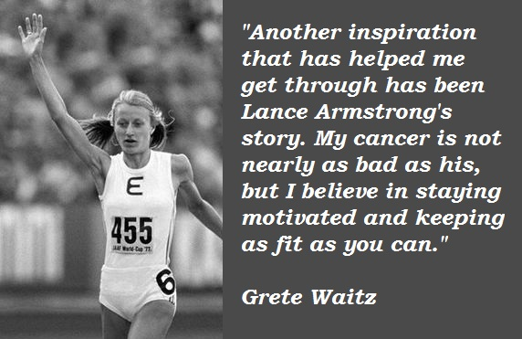 Grete Waitz's quote #2