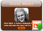 Grete Waitz's quote #6