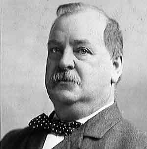 Grover Cleveland's quote #2