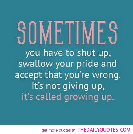 Grow Up quote #1