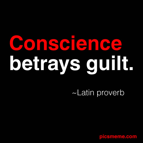Guilty Conscience quote #1