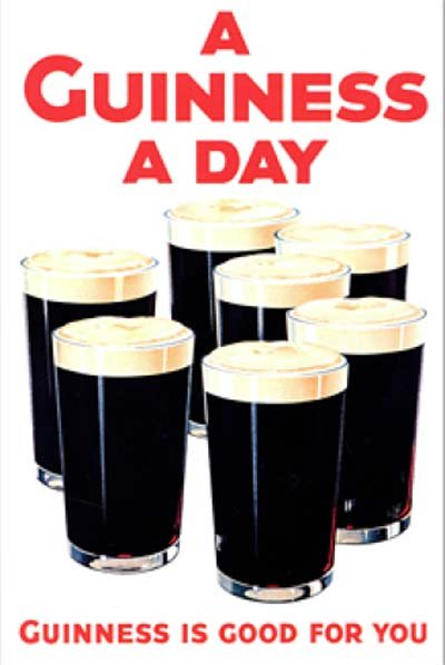 Guinness quote #1