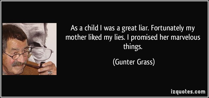 Gunther Grass's quote #1