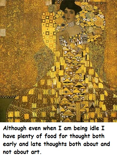Gustav Klimt's quote #1