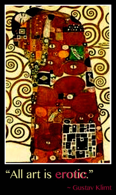 Gustav Klimt's quote #4