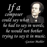 Gustav Mahler's quote #6