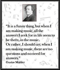 Gustav Mahler's quote #4