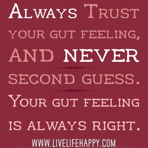 Gut quote #2