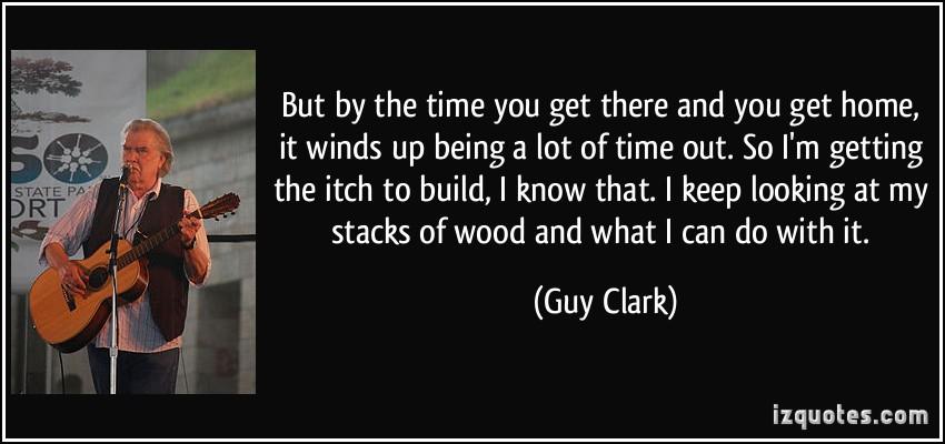 Guy Clark's quote #1