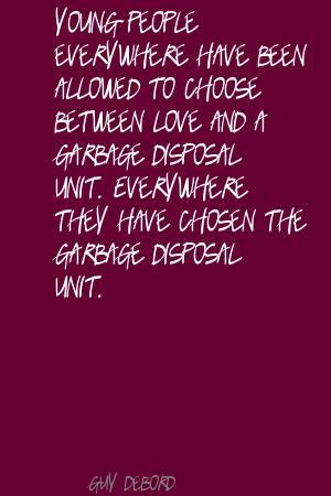 Guy Debord's quote #4