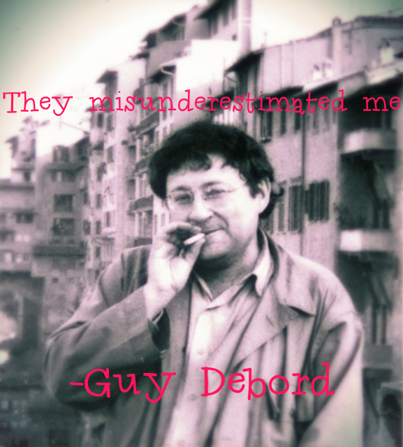Guy Debord's quote #3