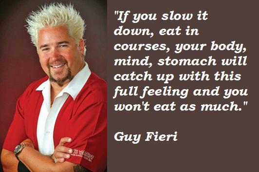 Guy Fieri's quote #4