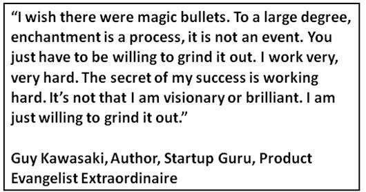 Guy Kawasaki's quote #7