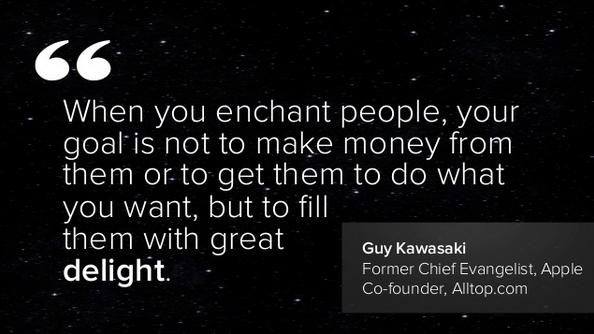 Guy Kawasaki's quote #2