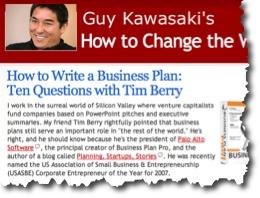 Guy Kawasaki's quote #5