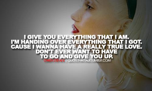 Gwen Stefani's quote #4
