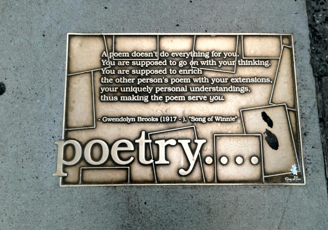 Gwendolyn Brooks's quote #3