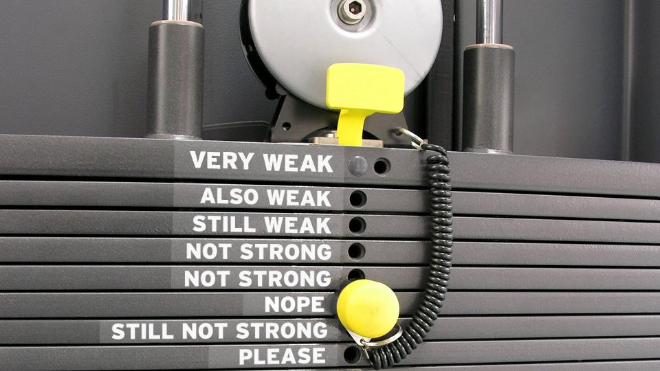 Gymnasium quote #1