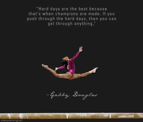 Gymnastics quote #2