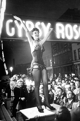 Gypsy Rose Lee's quote #2