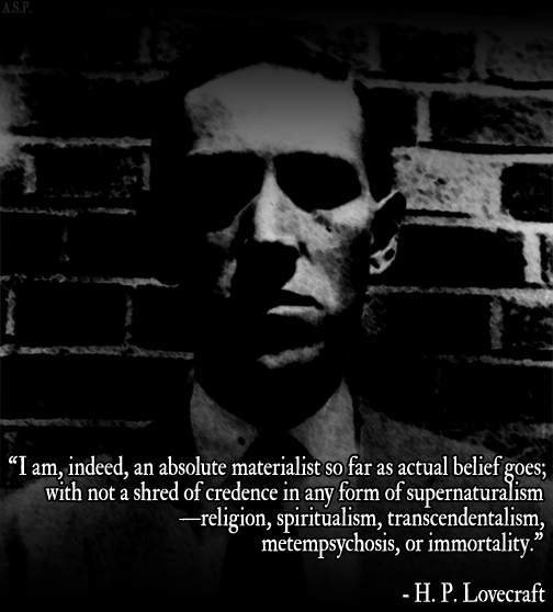 H. P. Lovecraft's quote #3