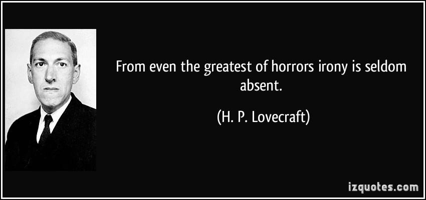H. P. Lovecraft's quote #6