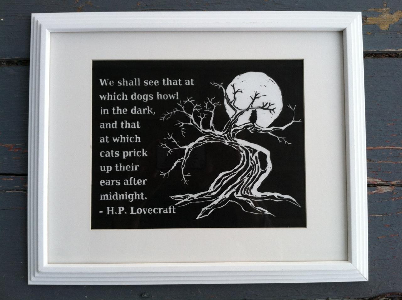 H. P. Lovecraft's quote #4