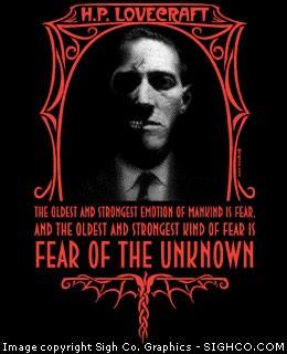 H. P. Lovecraft's quote #2