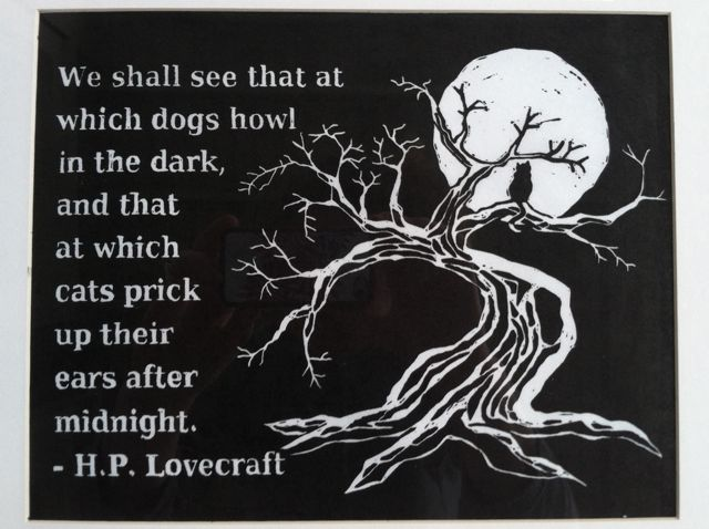 H. P. Lovecraft's quote #1