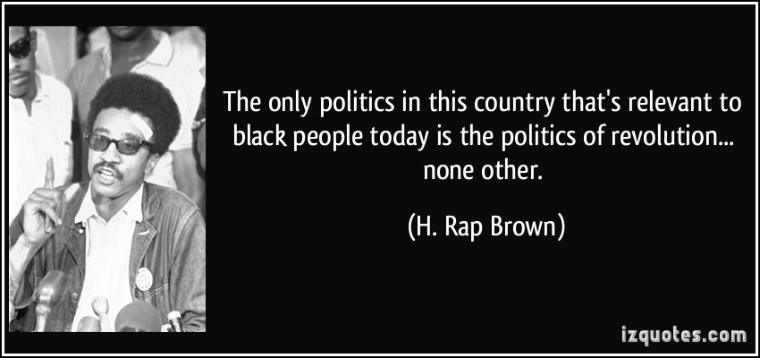 H. Rap Brown's quote #2