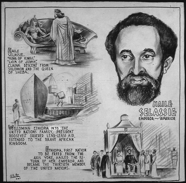 Haile Selassie's quote #2