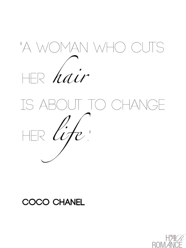 Haircut quote #3