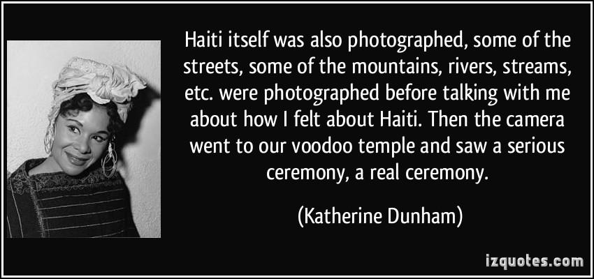 Haiti quote #6
