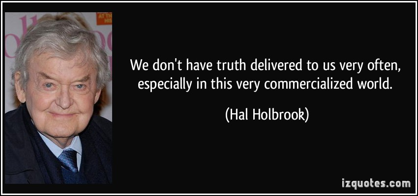 Hal Holbrook's quote #5