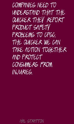 Hal Stratton's quote #1
