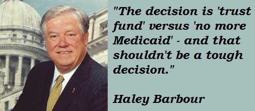 Haley Barbour's quote #4