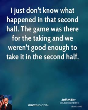 Half quote #7