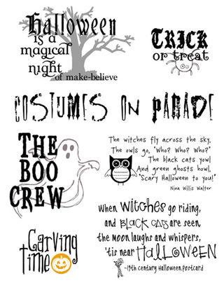 Halloween quote #7